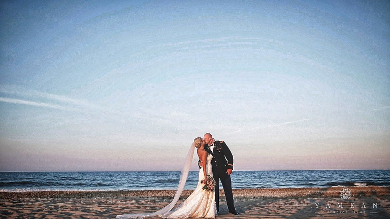 Best Wedding Videographer New Jersey Sea Bright Yamean