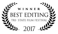 Best Editing – New Jersey Film Festival