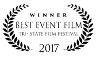 Best event film – New Jersey Film Festival