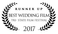 Best wedding film – New Jersey Film Festival