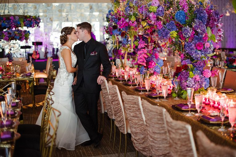 Luxurious fairy tale wedding at the fairmont hotel in for Wedding dress shops in pittsburgh pa