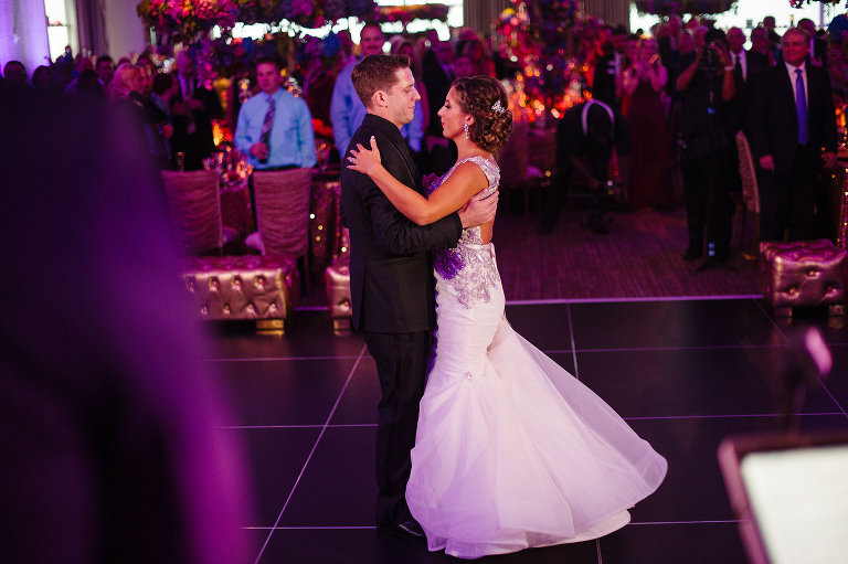 Luxurious Fairy Tale Fairmont Hotel Pittsburgh Pennsylvania PA Best Wedding Videographer Yamean Studios Destination Luxury Cinematography 2pp W768 H511